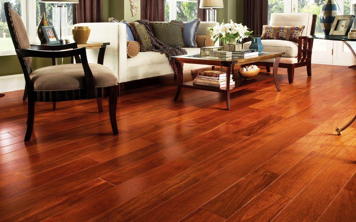 sơn sàn gỗ quận tân bình
